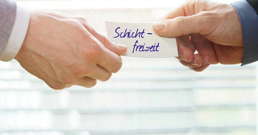 Schichtfreizeittage