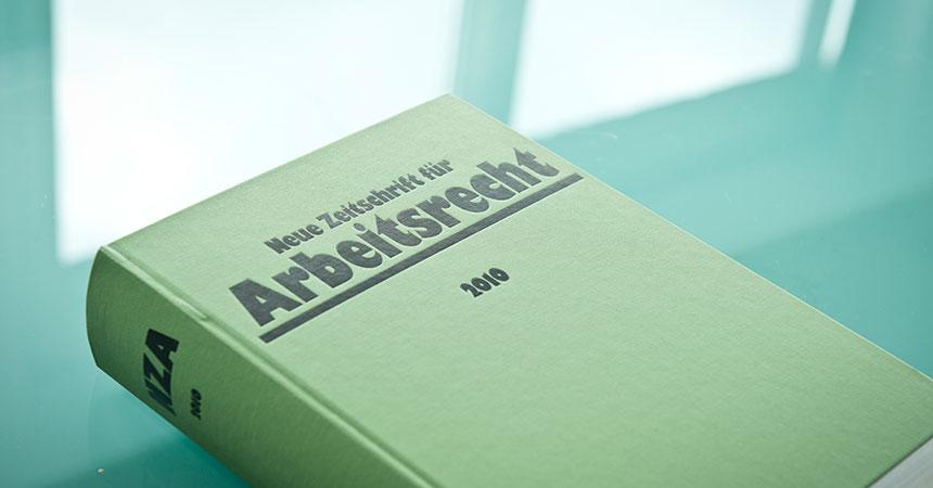 Arbietsrecht Buch