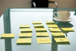 Tipps und Tricks Note Stickers