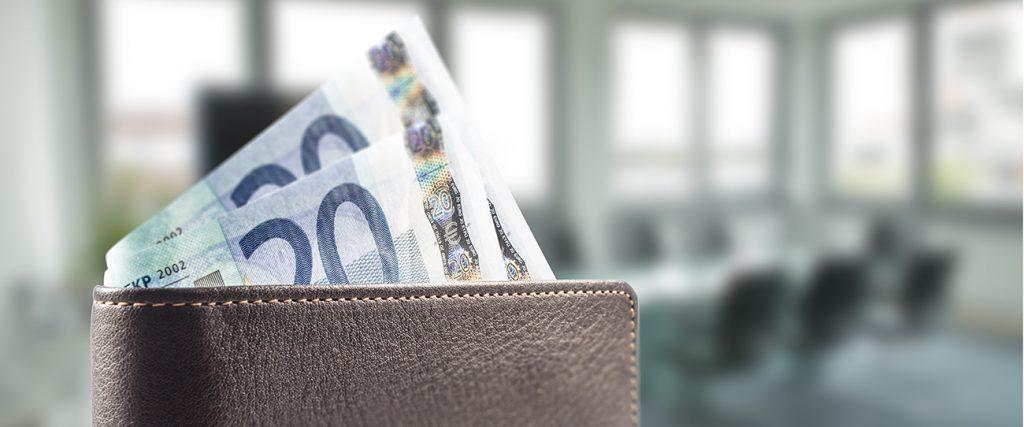 40 Euro Verzugspauschale